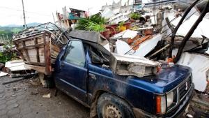 Две силни земетресения разлюляха Еквадор