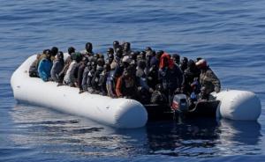 Италианската брегова охрана спаси близо 900 мигранти край Сицилия