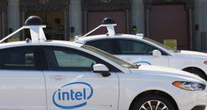 Автономен автомобил от Интел